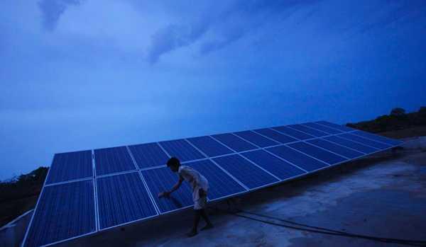 resa pannelli solari in inverno