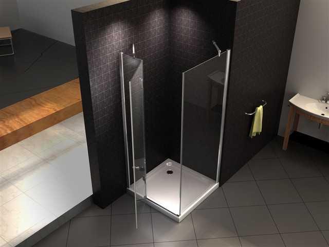 Consigli per pulire il box doccia con l'aceto   idee green