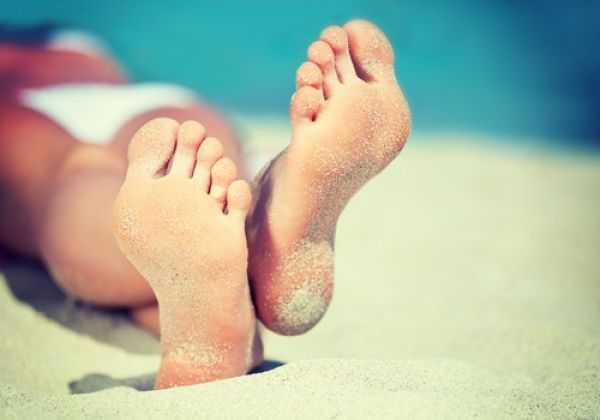 calli e verruche ai piedi