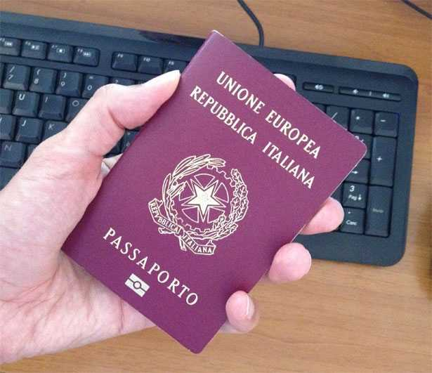 Come Fare Il Passaporto Idee Green