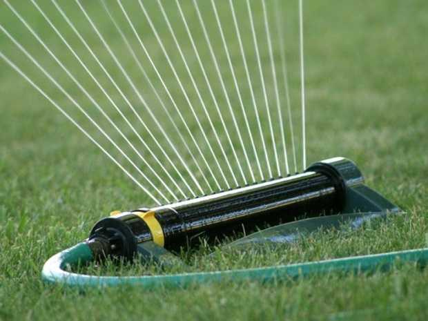 sistemi di irrigazione fuori terra
