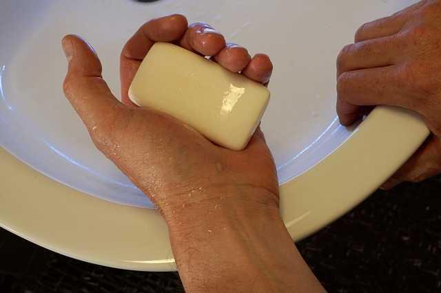 zolfo sapone