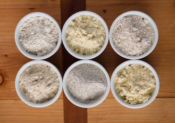 Come fare la farina in casa idee green for Casa meno costosa