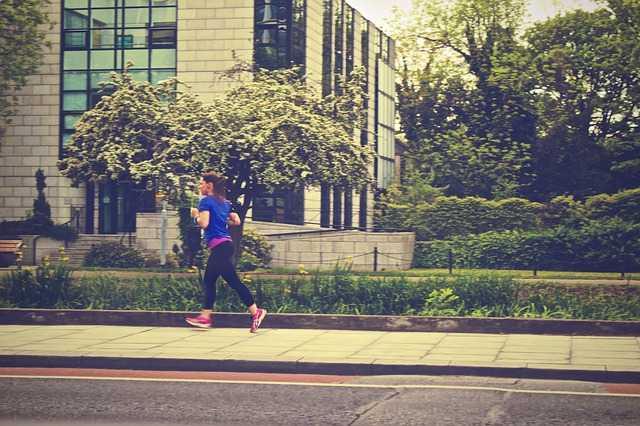 correre in città