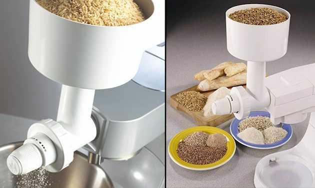 fare la farina in casa