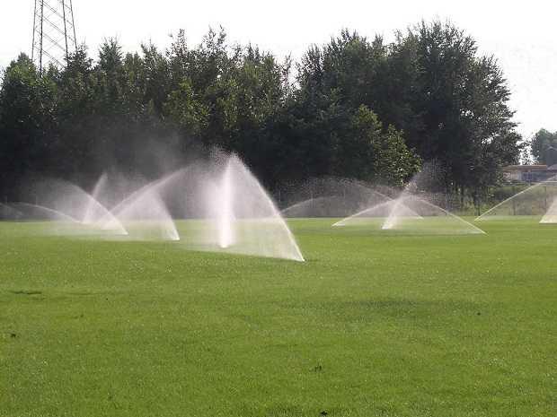irrigatori dinamici e statici