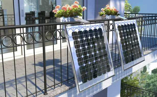 Quanto Costa Pannello Solare Per Camper : Pannello fotovoltaico portafiori idee green