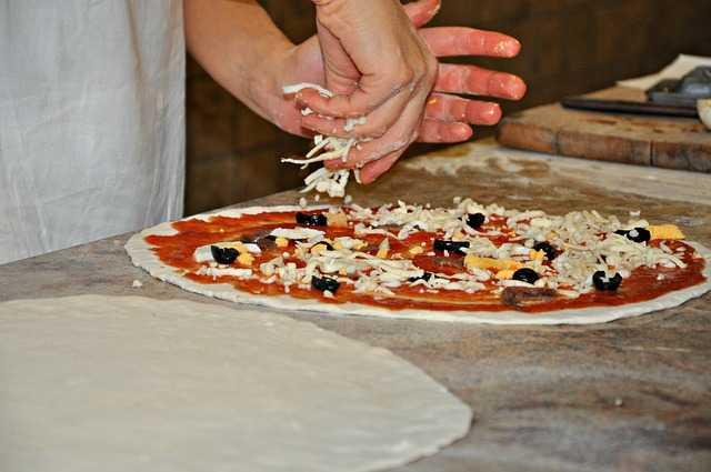 pizza kamut
