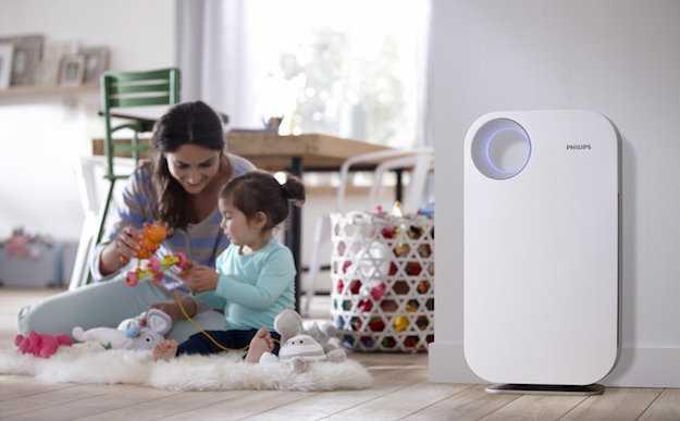purificatori d'aria per ambienti