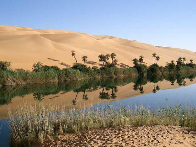 risorse idriche del pianeta