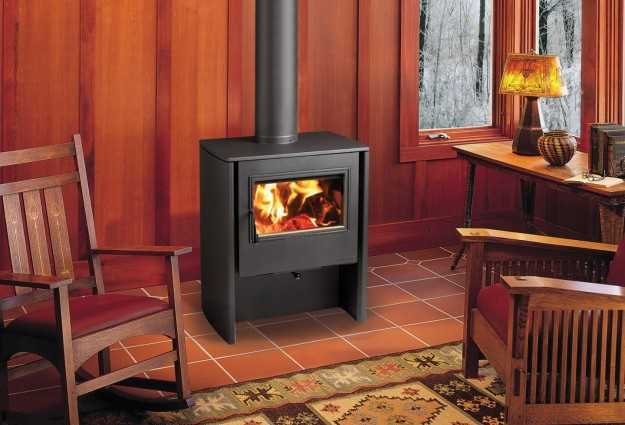 Tipologie di impianti di riscaldamento idee green - Stufe a pellet per riscaldamento termosifoni ...