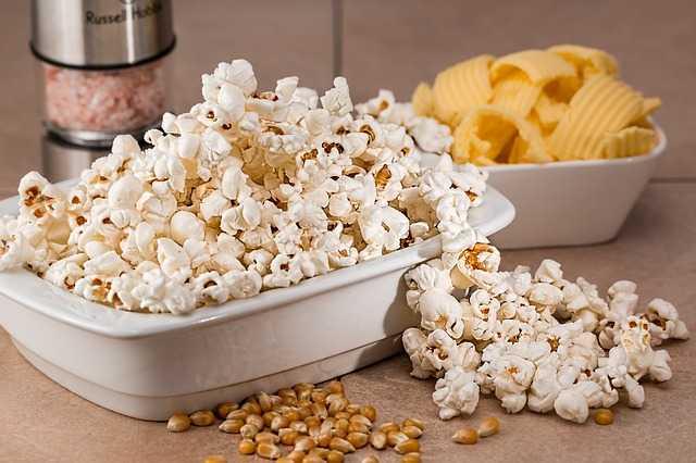 coltivare popcorn