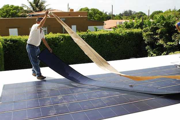 efficienza pannelli fotovoltaici