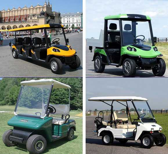 Mobilita verde: veicoli elettrici Melex