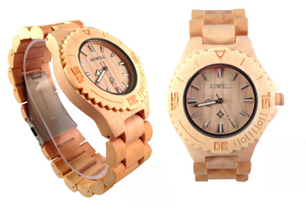 orologi da polso in legno