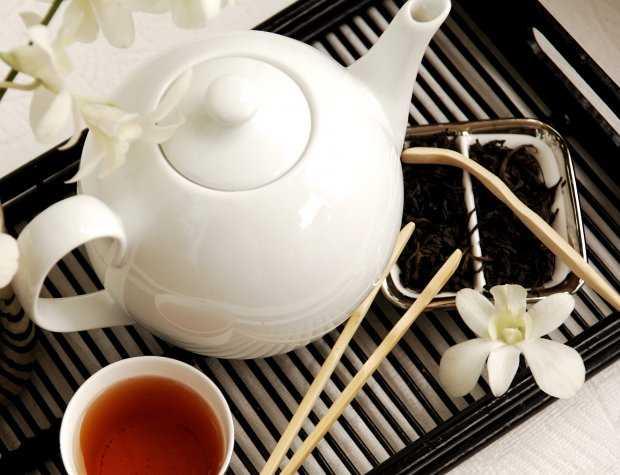 tè nero benefici