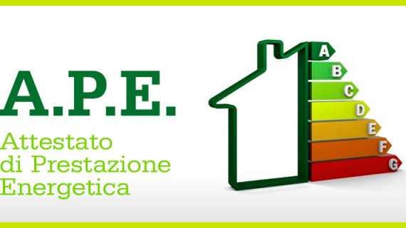 Certificazione energetica edifici APE