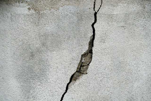 Come eliminare le crepe nei muri