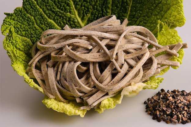 Pasta fresca di grano saraceno