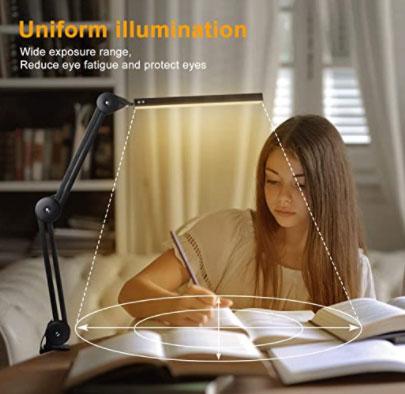 lampada riposa occhi a LED