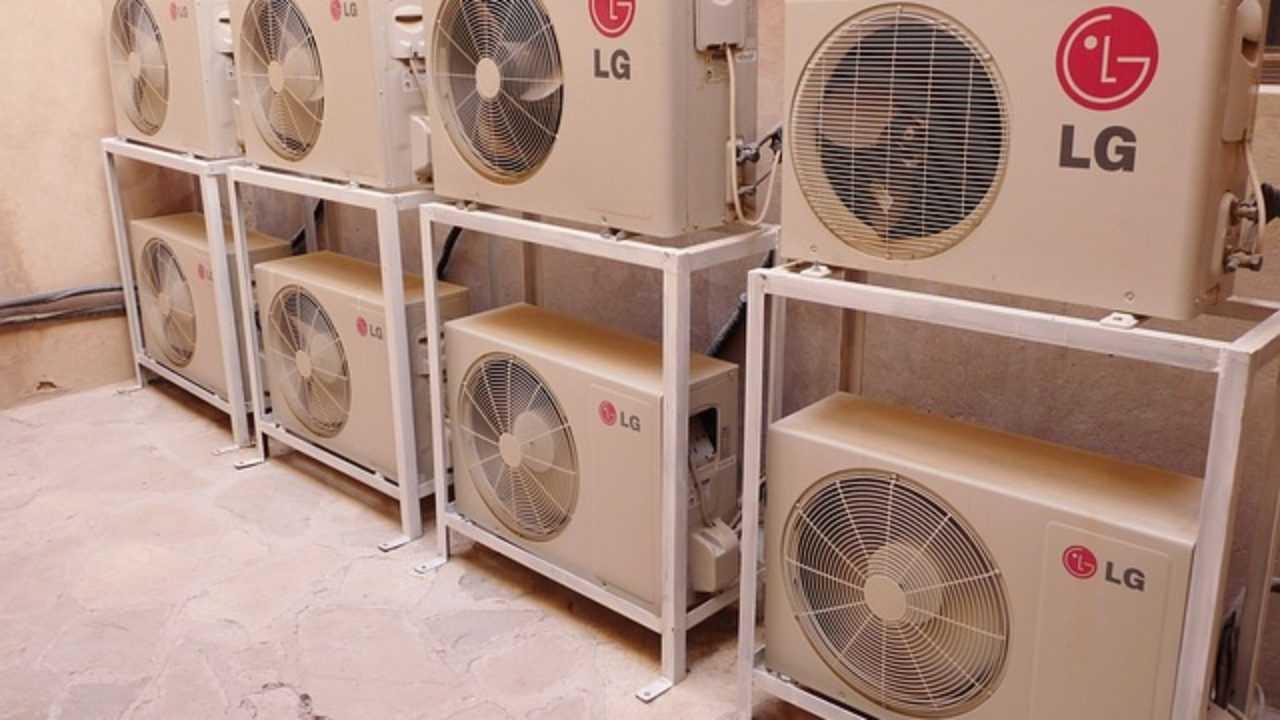 Come Montare Un Condizionatore montare un climatizzatore con o senza unità esterna