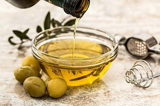 olio di oliva fatto in casa