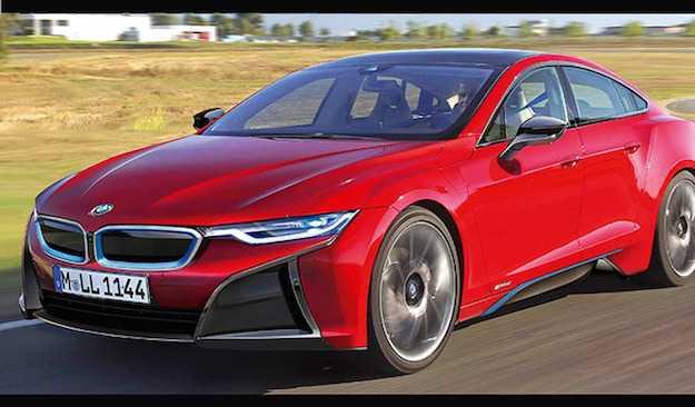 Bmw i5 uscita e anticipazioni idee green for Nuove auto in uscita