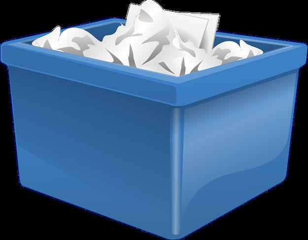 Riciclare carta in casa