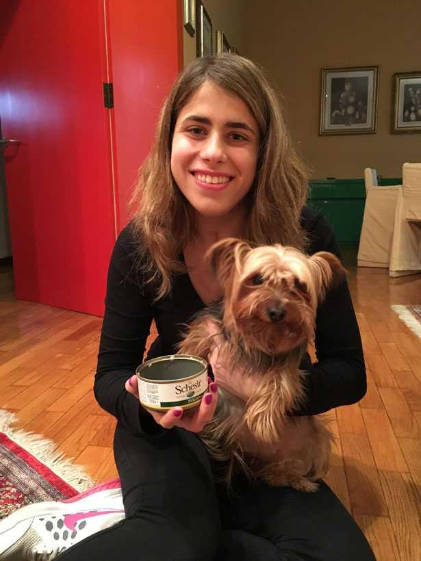 Cibo naturale per cani - Lucy