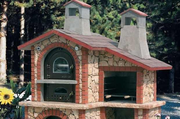 Come scegliere il forno per risparmiare sulla bolletta idee green - Forni a legna per esterno in muratura ...