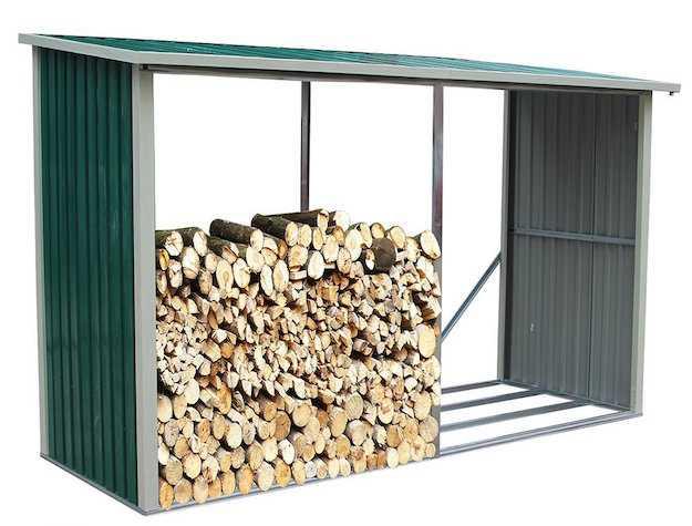 conservare la legna da ardere