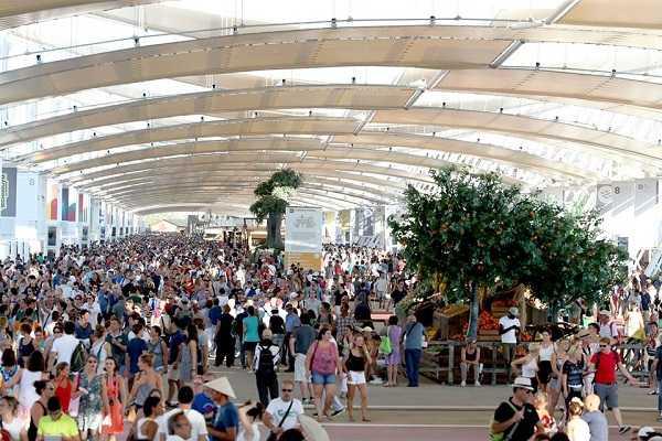 economia circolare in Expo