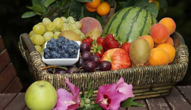 frutta di stagione autunno inverno estate primavera