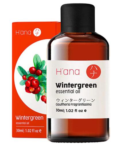 olio di Wintergreen