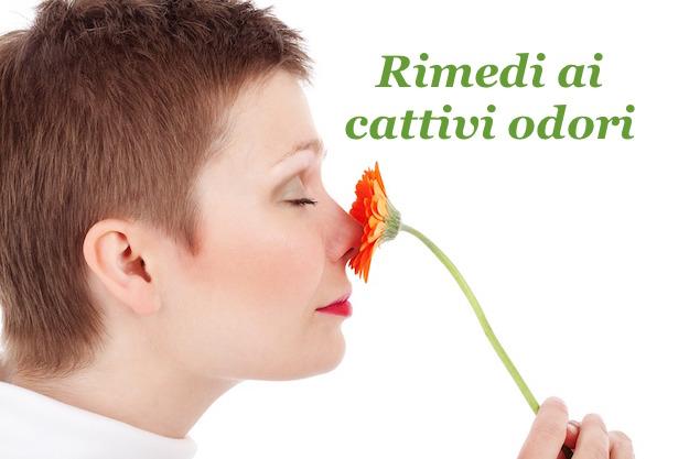 Rimedi ai cattivi odori idee green - Cattivi odori in casa ...