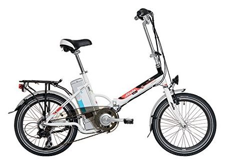 Bicicletta a pedalata assistita Atala Ecofolding