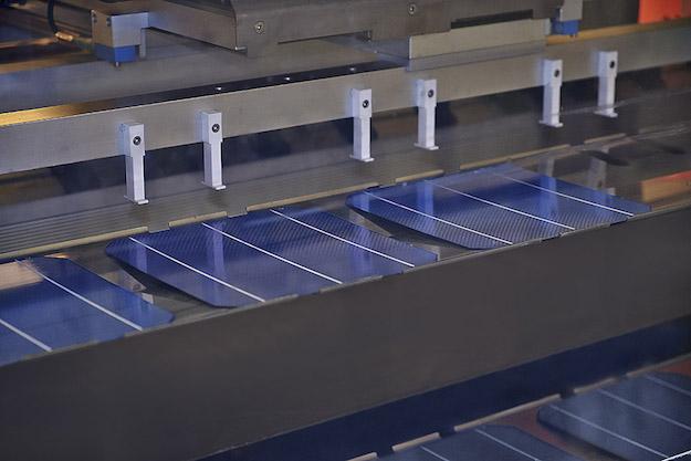 celle solari silicio monocristallino