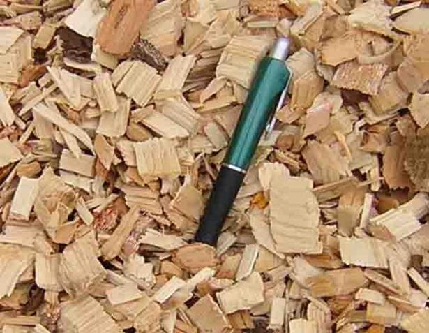 cippato in caldaie a biomassa