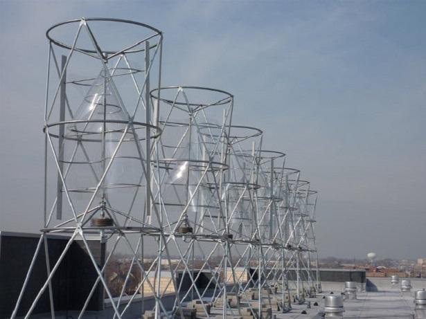 eolico verticale generatore