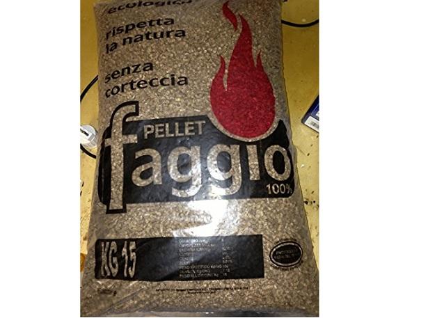 pellet in offerta in faggio