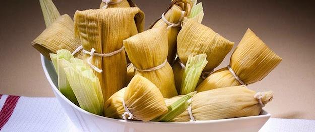 ricetta farina di mais bianco