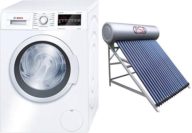 Lavatrici bitermiche a risparmio energetico idee green - Lavastoviglie a risparmio energetico ...