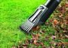 pulire il giardino dalle foglie