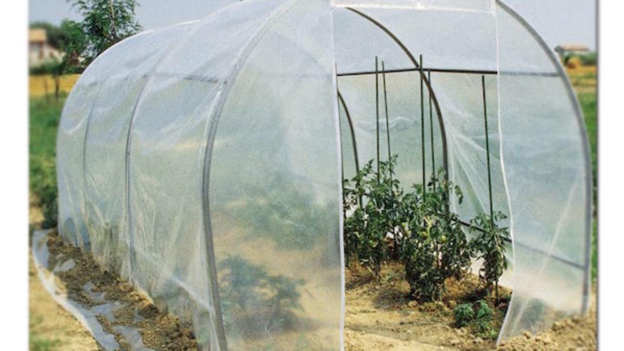 Copertura Giardino Fai Da Te come costruire una serra fai da te - idee green