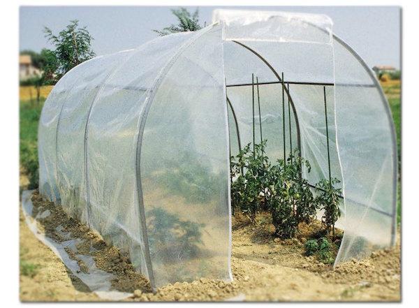 Come costruire una serra fai da te idee green for Orto fai da te