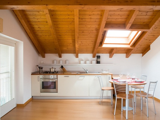 Sottotetto abitabile i requisiti idee green - Camera da letto sottotetto ...