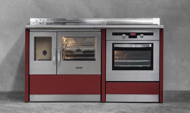Cucine A Legna E Pellet Combinate: Cucine a legna e pellet combinate stufe ideare casa wekos srl.