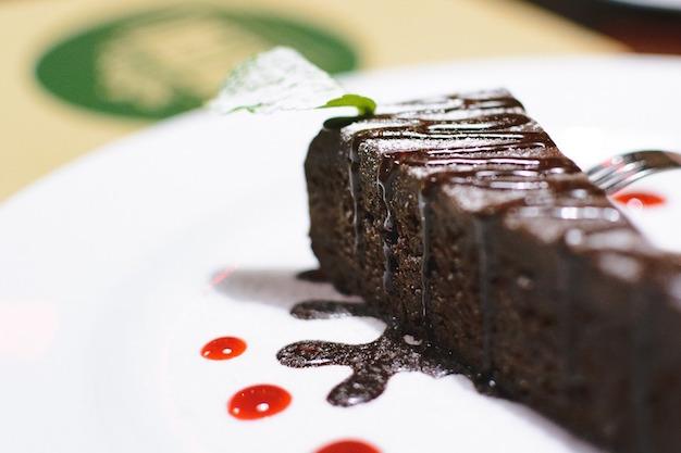 torta vegana cioccolato