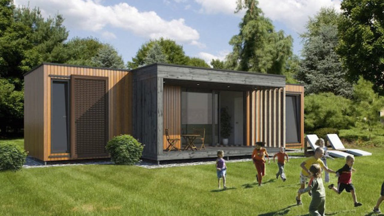 Case In Legno Problemi casa prefabbricata in legno - idee green