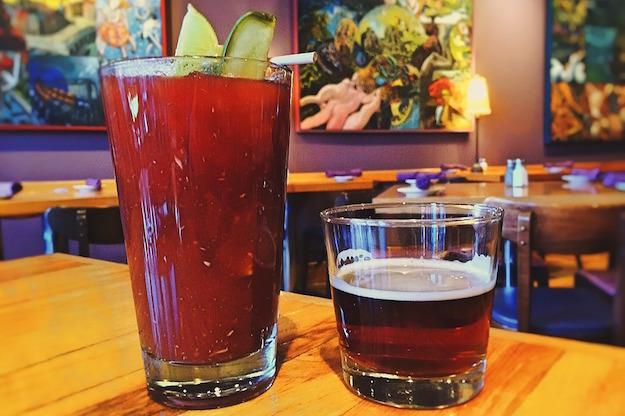 cocktail succo di pomodoro